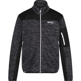 Regatta Collumbus VI Fleece Jacket Men black/black